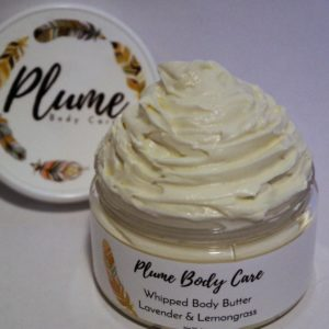 Whipped Body Butter Creme